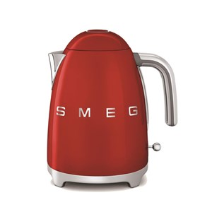 Smeg Appliances Smeg Electric Kettle Red Ballantynes