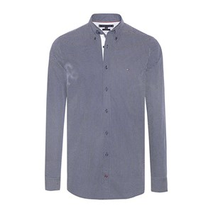 4115474a Shirts - long sleeve - Tommy Hilfiger Slim Essential Micro Dot Shirt -  Ballantynes Department Store